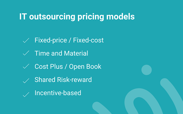 it-outsourcing-pricing-models